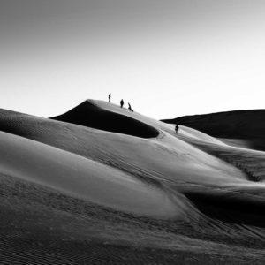 Sand Dunes of Nazca, Peru, Ivo Kerssemakers Fine Art Photography