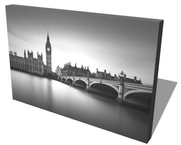 House of parliament, Big Ben, Elisabeth tower, black and white, long exposure, London, westminster bridge, Ivo Kerssemakers