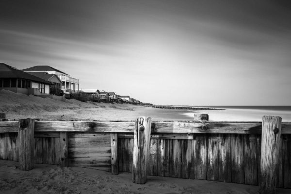 Pawleys Island, Black and White, BW, South Carolina, Ivo Kerssemakers