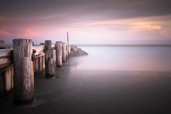 Pawleys Groin, Pawleys Island, Long Exposure, Fine Art Photography, South Carolina,Ivo Kerssemakers
