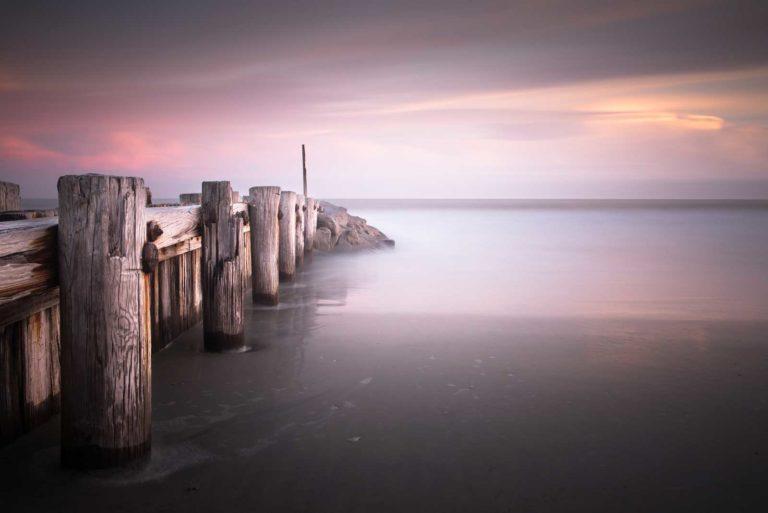 Pawleys Groin, Pawleys Island, Long Exposure, Fine Art Photography, South Carolina,Ivo Kerssemakers
