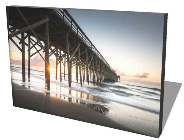 Pawleys Pier Sunrise, Pawleys Island, Long Exposure, Fine Art Photography, South Carolina,Ivo Kerssemakers Canvas Rendering