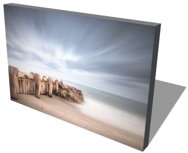 Pawleys Island, Groin, Sunset, Beach, Clouds, South Carolina, Coast, Ivo Kerssemakers