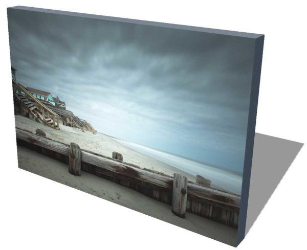 Pawleys Island, Beach, Groin, Dusk, Ocean Front, South Carolina, Long Exposure, Color, Ivo Kerssemakers