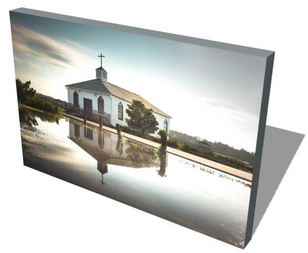 Pawleys Island, Chapel, Sunset, Long Exposure, South Carolina, Reflection, Ivo Kerssemakers, Water, High Tide