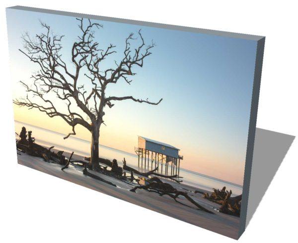 Hunting Island, Sunrise, Long Exposure, Little Blue, Cabin, The Indomitable Lady, South Carolina, Ivo Kerssemakers
