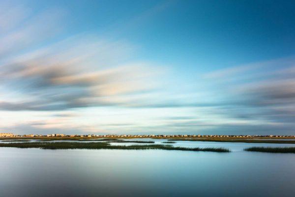 Murrells Inlet, South Carolina, Long Exposure, Marsh, Clouds, Garden City, Ivo Kerssemakers