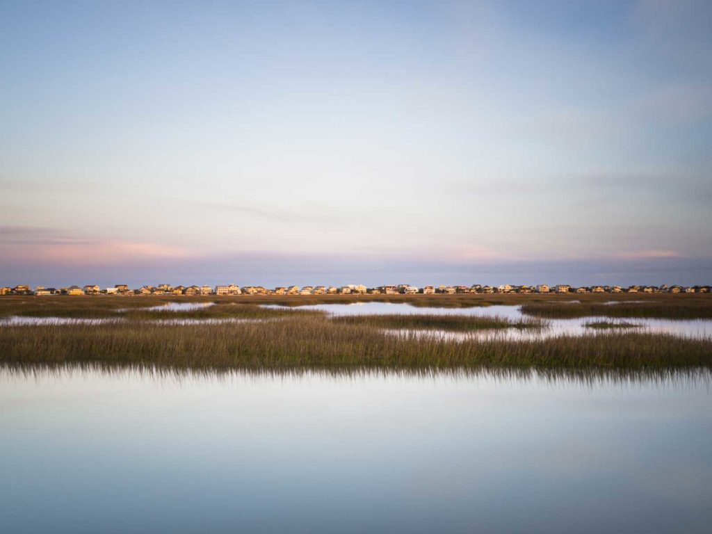 Murrells Inlet, South Carolina, Long Exposure, Marsh, Clouds, Garden City, Ivo Kerssemakers