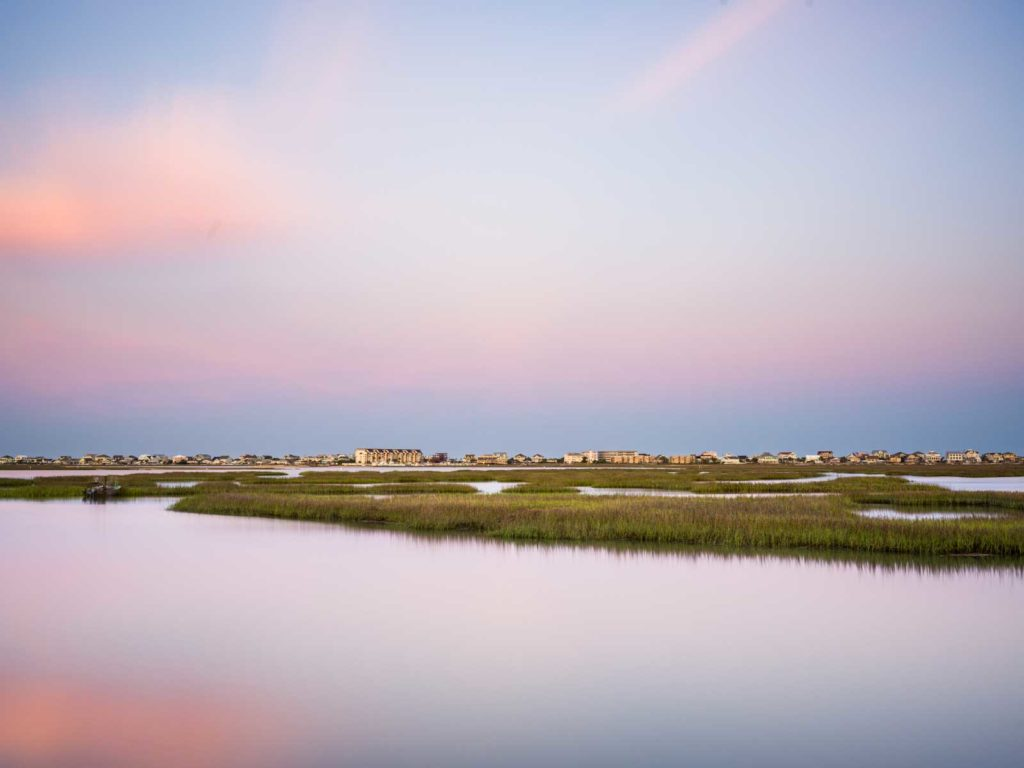 Murrells Inlet, Marsh, Sunset, Long Exposure, South Carolina, Ivo Kerssemakers