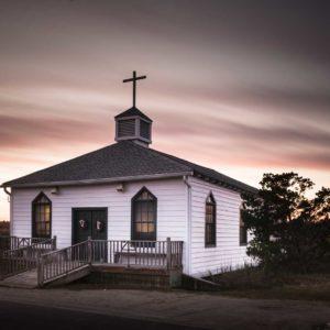 Pawleys Island, Chapel, Sunset, Long Exposure, South Carolina, Ivo Kerssemakers
