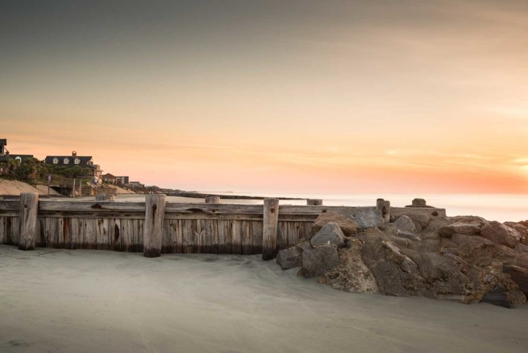 Pawleys Island, South Carolina, Long Exposure, Beach house, Beach, Groin, sunrise, Pier, Ocean, Ivo Kerssemakers, Fine Art