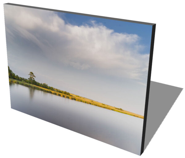 South Santee River, Georgetown with a view of the marsh, canvas print by Ivo Kerssemakers
